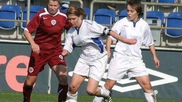 Fotbalistky 1. FC Slovácko. Ilustrační foto.