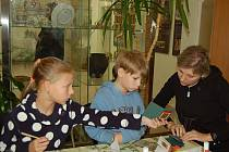 Tvořivé sobotní dopoledne zaměřilo muzeum na vánoční přání.