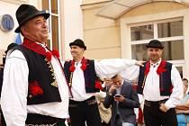 Vystoupení starostů z obcí a měst z mikroregionu Staroměstsko