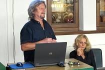Zoologové Pavel a Klára Bezděčkovi seznámili obecenstvo v Uherském Hradišti s krajinou jihovýchodního Peru.