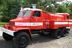 Provozuschopná kudlovická Praga V3S patří k hasičským unikátům v republice