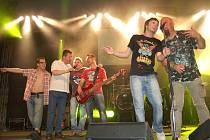 Argema uspořádala v sobotu v Hluku koncert ke svému třicetiletému výročí.
