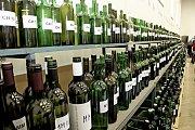 Košt vín v Sadech.