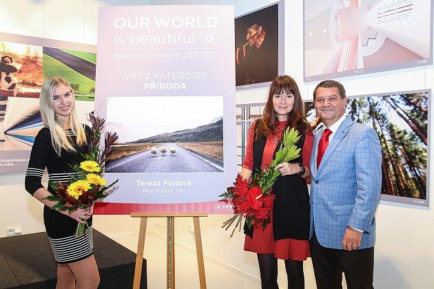 Vítězství studentky Střední uměleckoprůmyslové školy Uherské Hradiště v mezinárodní fotosoutěži v Německu