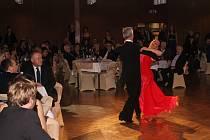 Reprezentační ples města Uherské Hradiště. Ilustrační foto