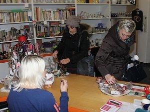 Dobročinný obchod Naděje a Cafe 21 v Uherském Hradišti