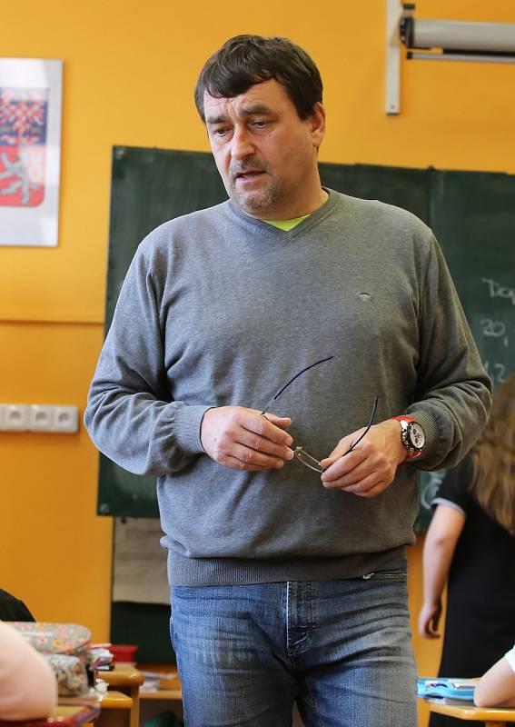 ředitel ZŠ Jarošov Pavel Jančář