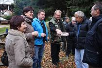 HORO, DÍKY! Mykologové vzdali hold chřibským lesům za houbové pochoutky letošního roku.