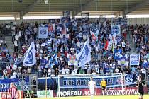 Fanoušci Slovácka bez diskuze patří mezi nejlepší v lize. Potvrdila to i anketa Radiožurnálu, ve které za sezonu 2010/2011 zvítězili.