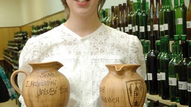 Jalubský košt vzbudil zájem milovníků vína.