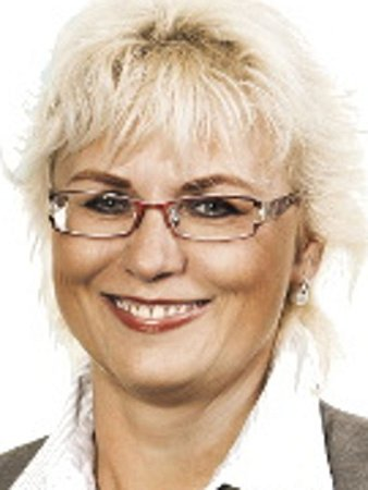 Poslankyně Margit Balaštíková (hnutí ANO).