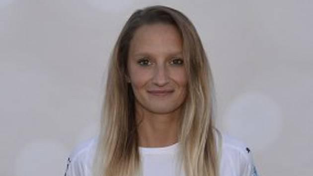 Fotbalistka Slovácka Irena Sedlačíková