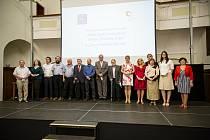 V Uherském Hradišti byly v pondělí 21. 9. 2020 uděleny tituly Mistr tradiční rukodělné výroby