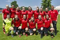 Fotbalistky divizního Uherského Brodu se v sobotu utkaly s Olomoucí.