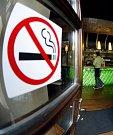 Zákaz kouření. Ilustrační foto.