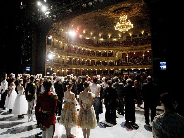 Opera Praha. Ilustrační foto.