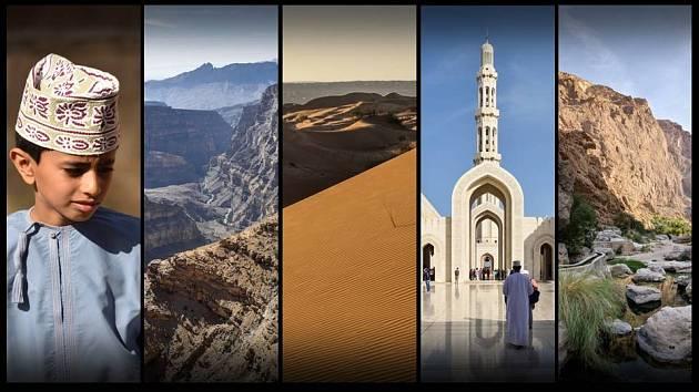 Cestovatelská přednáška Sama stopem po Ománu