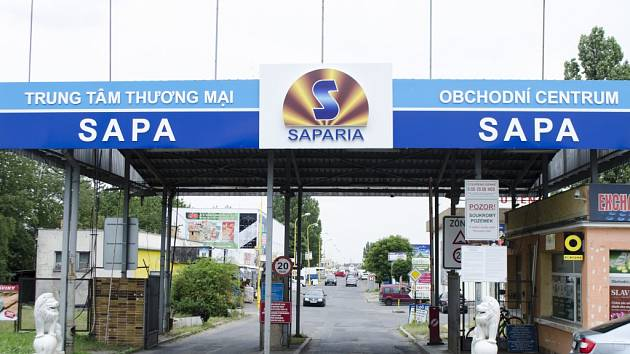 Tržnice SAPA. Ilustrační foto.