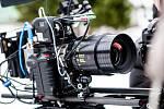 Filmová kamera. Ilustrační foto.