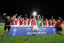 Fotbalisté Slavie Praha ovládli mezinárodní mládežnický turnaj All Stars Cup 2019.