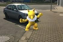 Pokémon Go. Ilustrační foto.