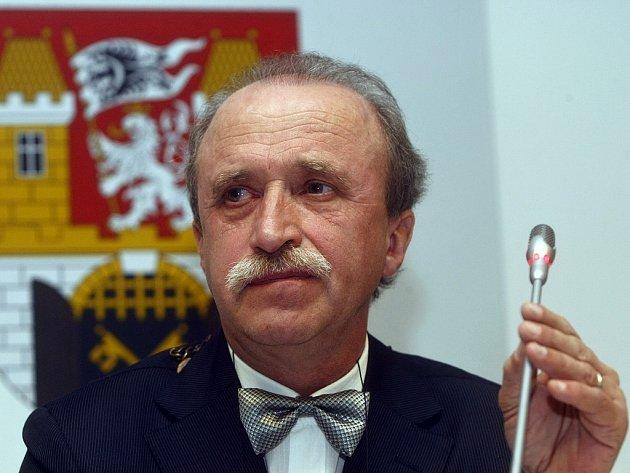 Bývalý starosta Prahy 2 Jiří Paluska.