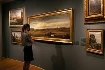 V Galerii Kooperativy vás čeká výstava Mistři českého malířství.