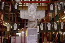 Zahájení výstavy Pamětí s rozumem proti komunismu proběhlo 24. června v pražské Lucerně.