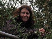 Magdaléna Holá, rozená Vovsová.