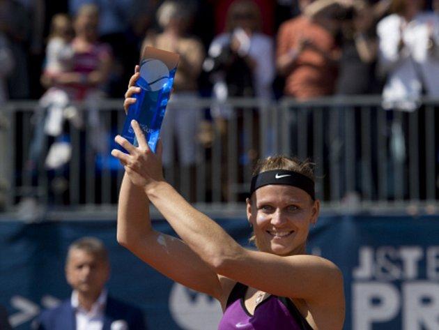 Loni v Praze triumfovala Lucie Šafářová.