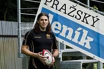 KAPITÁN RC Praga Praha Petr Čížek.