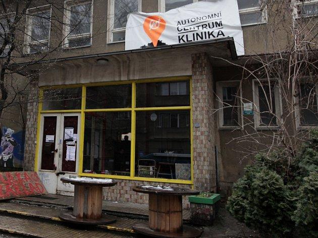 Osud žižkovského centra Klinika je ve hvězdách