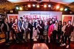 Tvůrci představili na tiskové konferenci 4. dubna nový muzikál Hudebního divadla Karlín v Praze s názvem Sestra v akci. Hlavní role si zahrají Václav Noid Bárta a Lucie Bílá.