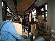 Tramvaj č. 8 - jedna z nejzajímavějších tramvajových linek v Praze.