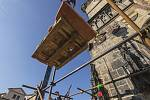 Praha poskytla internetové encyklopedii Wikipedia rozsáhlý soubor fotografií z rekonstrukce Staroměstské radnice.