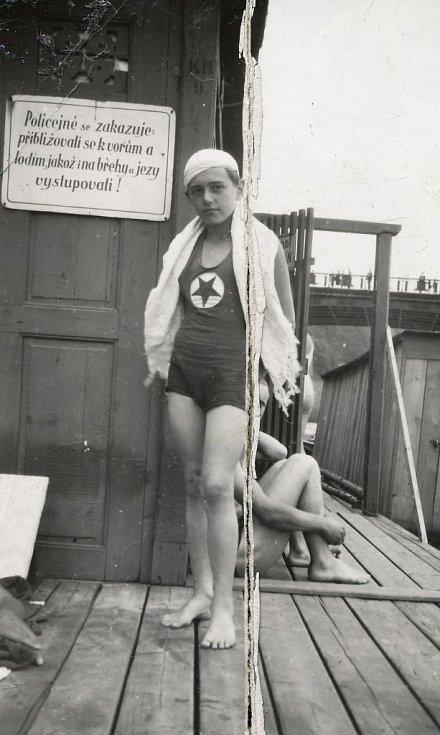 František Miška v roce 1931.