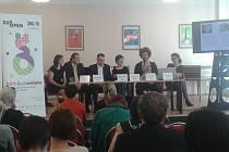 Tisková konference k ZUŠ Open.