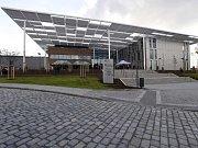 Laserové centrum v Dolních Břežanech. Ilustrační foto.