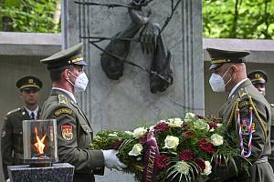 Pieta za oběti komunismu.
