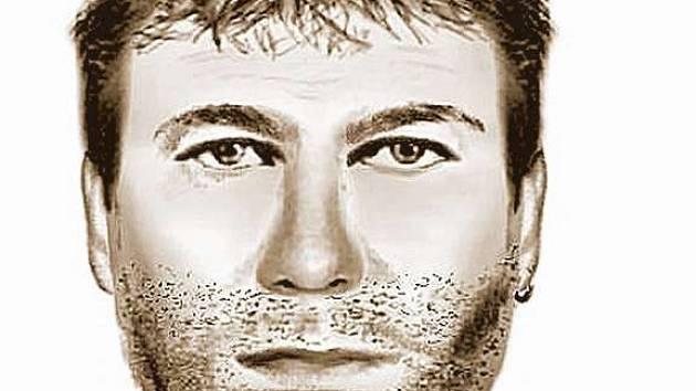 Podezřelý muž ze znásilnění na Jižním Městě.