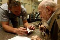 Nejvíce trpěliví byli důchodci, nespěchali do práce.