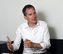 Poslanec a starosta Městské části Praha 7 Jan Čižinský.