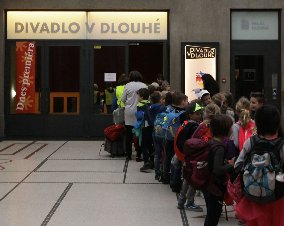 Začal Festival Dítě v Dlouhé.