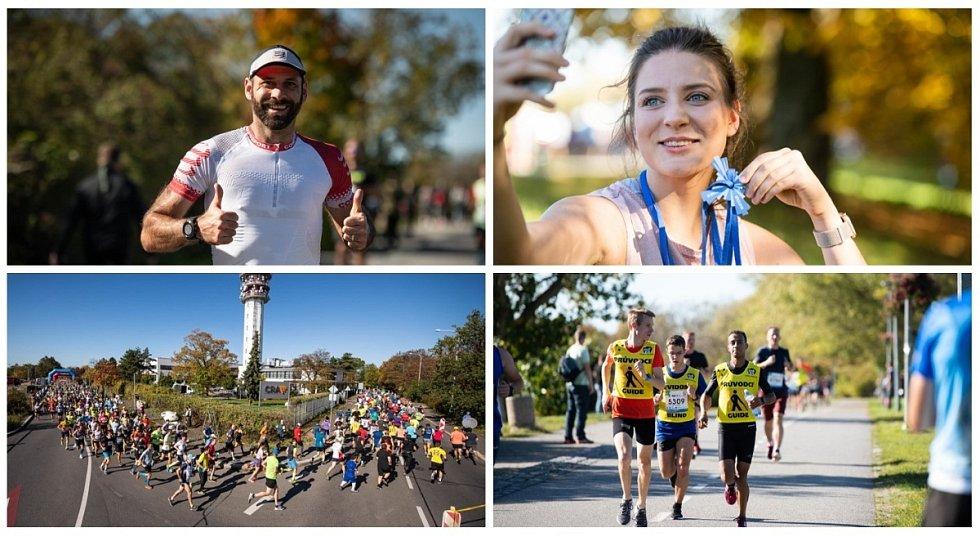 Máte rádi běh? V sobotu si můžete zaběhat v parku Ladronka v rámci běhu ČEZ run tour.