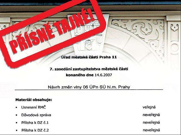 Nejhorší jsou v poskytování informací úřady v Praze.