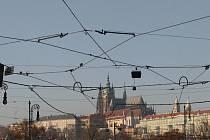 Pražský hrad trochu jinak.