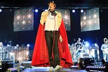 Koncert kapely Nightwork 25. listopadu v O2 aréně