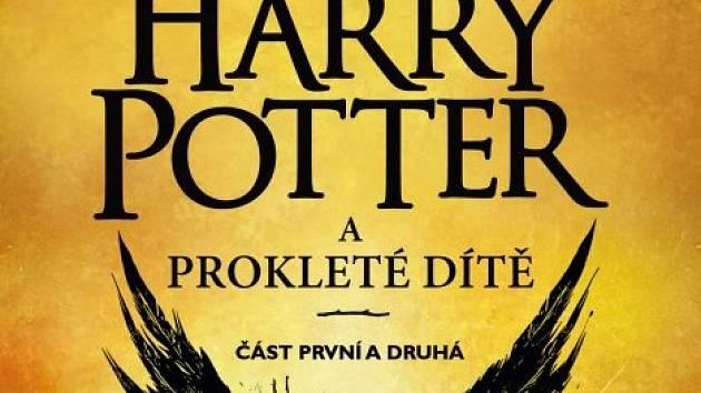 Český překlad nové knihy o Harry Potterovi.