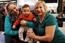 Marina Prespanoska Dimkoska slaví Vánoce v Praze. O Štědrém večeru 6. ledna zajde ke své mamince, která se sem také přistěhovala z Makedonie.
