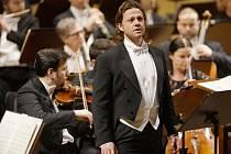 Rakouský barytonista Markus Werba vystoupil v pražském Rudolfinu se Symfonickým orchestrem Českého rozhlasu